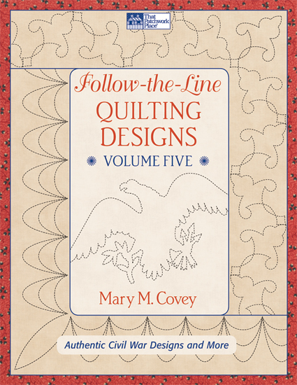 Martingale - Follow the Line Quilting Designs Volume 5