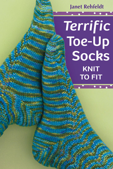 Terrific Toe-Up Socks