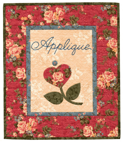 Applique Sampler quilt