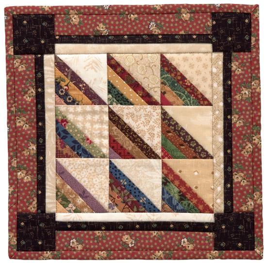 Martingale Paper Pieced Mini Quilts Ebook