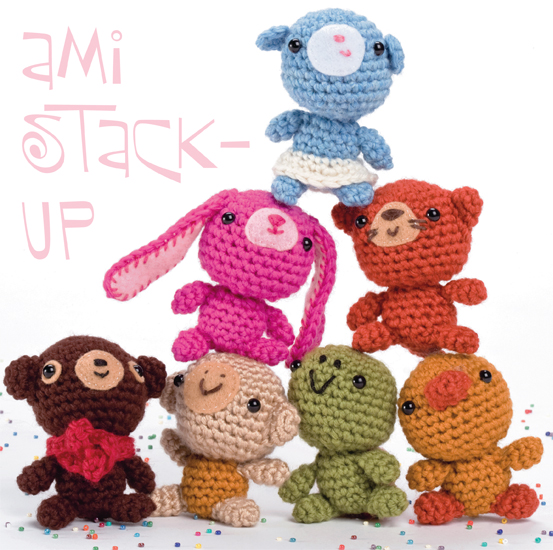 Projects from Amigurumi World