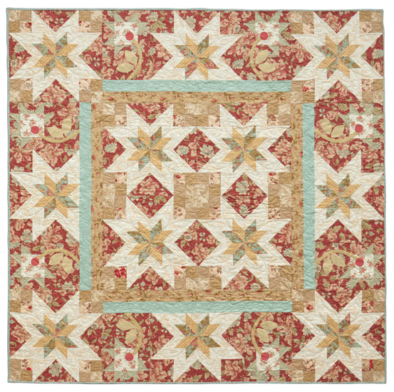 Martingale pretty patchwork quilts ebook for Patchwork quilt book