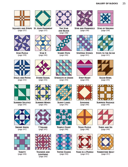 Rising Star Quilt Block The Quilting Database
