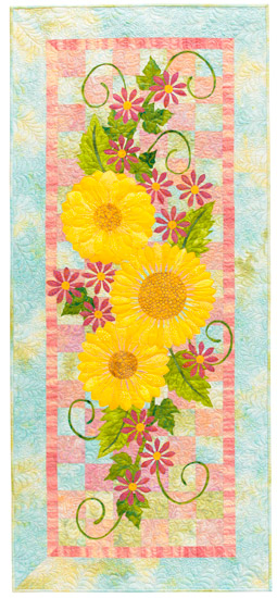 Martingale - Flower Show Quilts (Print version + eBook bundle)