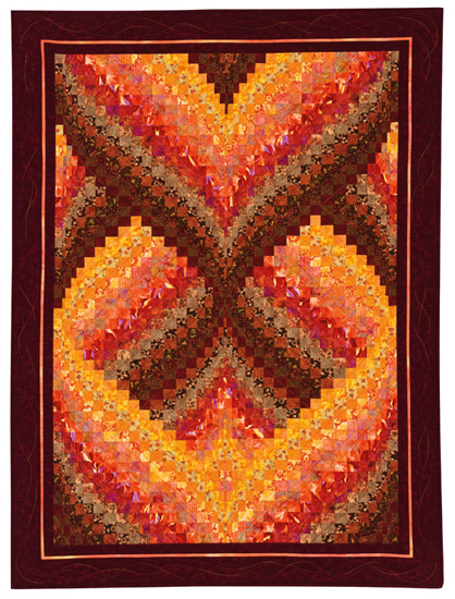 Martingale Twist And Turn Bargello Quilts Print Version