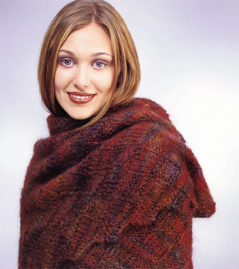 martingale knitted shawls stoles and scarves ebook ebook
