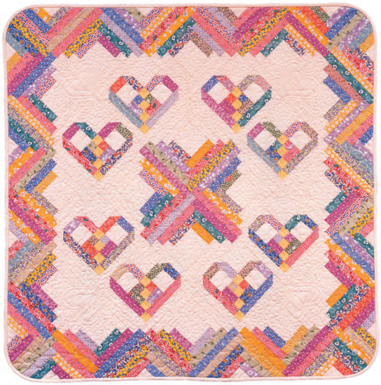 Heartstrings Quilt