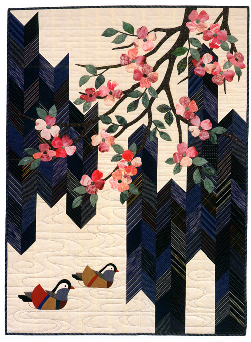 Japanese Fabric Quilt Patterns Motifs Sashiko More