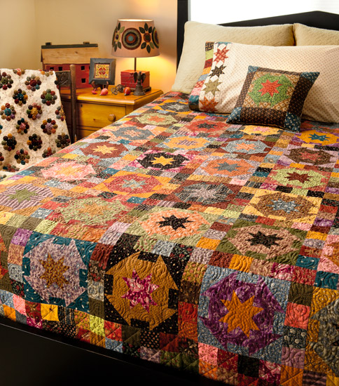 Pie in the Sky quilt from Simple Graces
