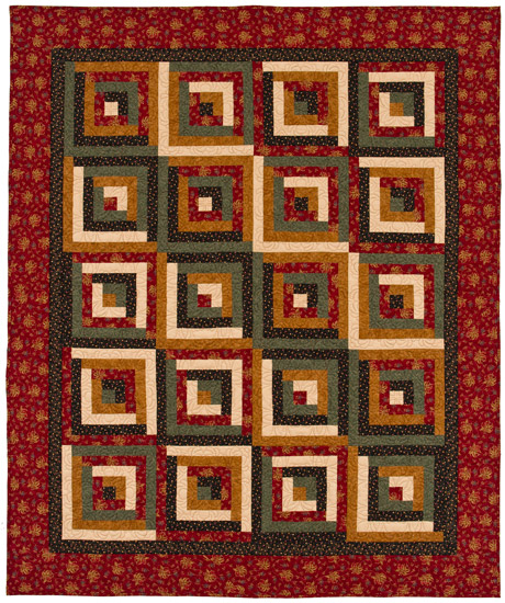 Martingale Take 40 EBook Beauteous Take 5 Quilt Pattern