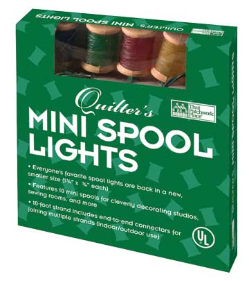 Martingale Quilter S Mini Spool Lights