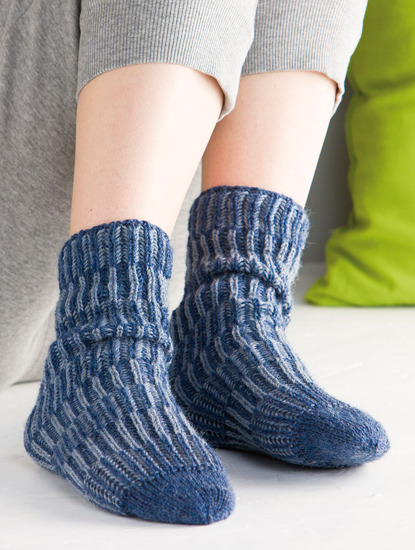 easy tube sock pattern