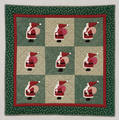 Martingale Baby's First Christmas Quilt EPattern Beauteous Christmas Quilt Patterns