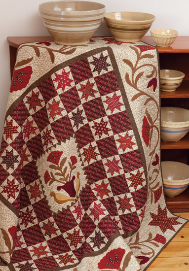 Martingale Elegant Quilts Country Charm Print Version