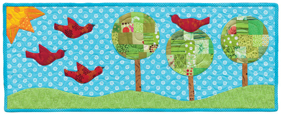 from Scrap-Applique Playground