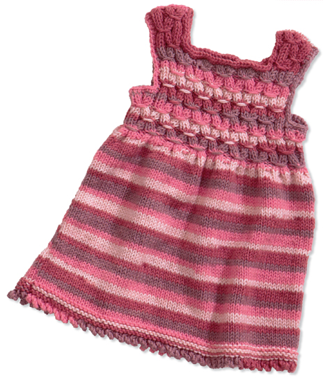 From Knit One, Stripe Two