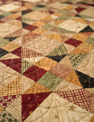 Martingale Twin Sisters Quilt Epattern