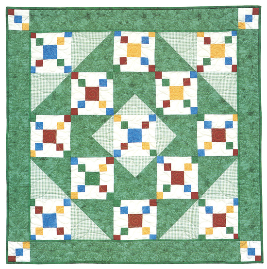 From Sweet and Simple Baby Quilts