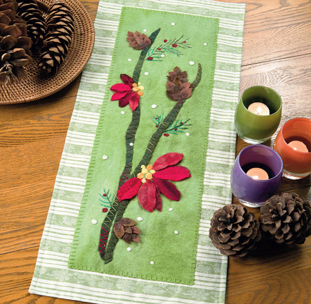 Winter Table Mat