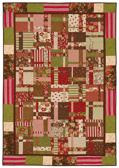 Griddle Cakes quilt