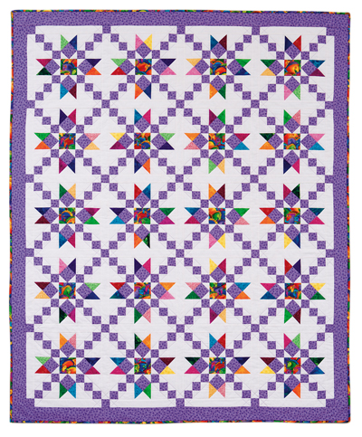 She Who Dares quilt