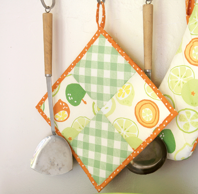 Pot holder pattern