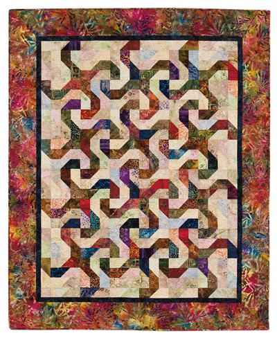 Martingale - Monkey Business Quilt ePattern : monkey quilt pattern - Adamdwight.com