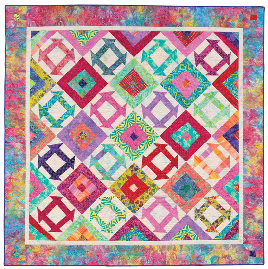 Power to the People quilt