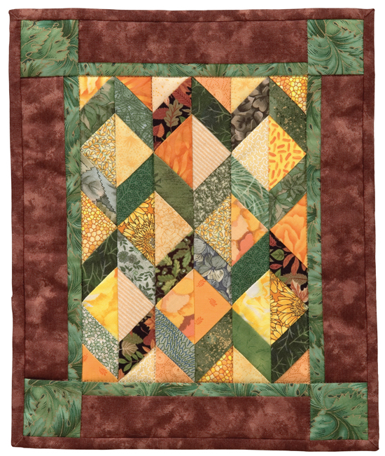Quilts from Paper-Pieced Mini Quilts
