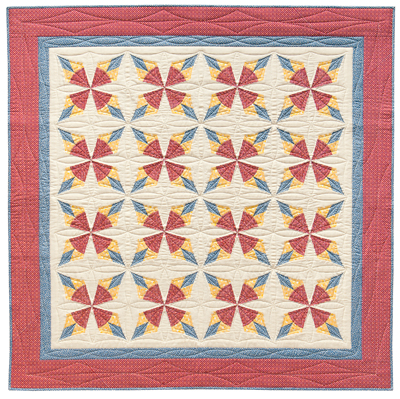Quilting Pattern Cowboy Star Free Quilt Pattern