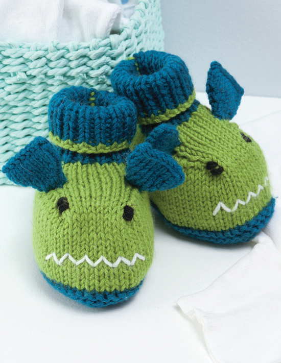 From Knit a Monster Nursery