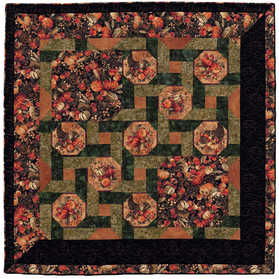 Free Quilt Patterns For Large Prints : free large print quilt pattern Quotes
