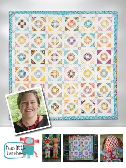 Diamond Crosses quilt