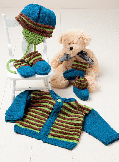 From Knits for Kids