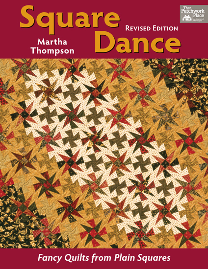 Martingale - Square Dance (Print version + eBook bundle)