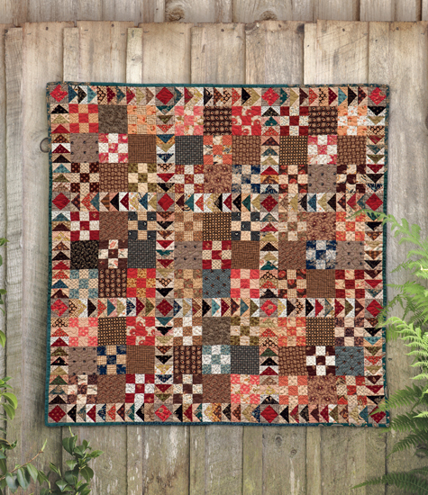 Civil War quilting patterns: Country Threads (+ giveaway ... : country quilt patterns free - Adamdwight.com