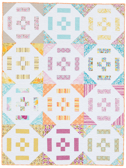 Big Block Quilt Patterns For Beginners And Beyond Giveaway