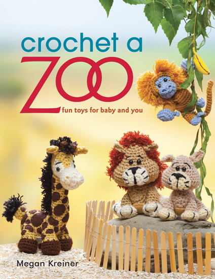 Crochet Patterns Zoo Animals : FREE pattern: Crochet a zoo for your animals! - Stitch This! The ...