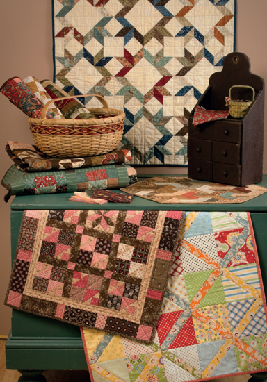 101 ways to love little quilts giveaway stitch this the 101 fabulous small quilts 101 patterns fandeluxe Choice Image