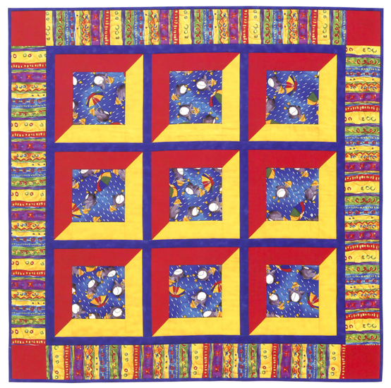 Martingale Even More Quilts For Baby Ebook