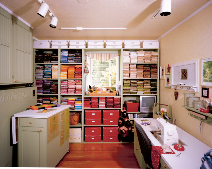 Quilting Room Design Ideas Part - 24: ShopMartingale