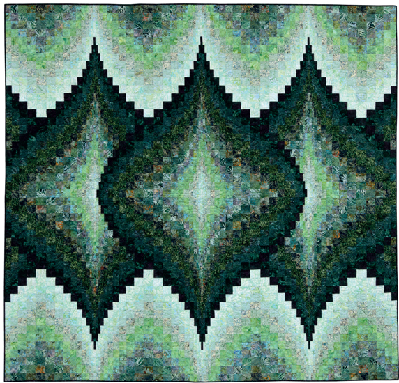Martingale More Twist And Turn Bargello Quilts Print