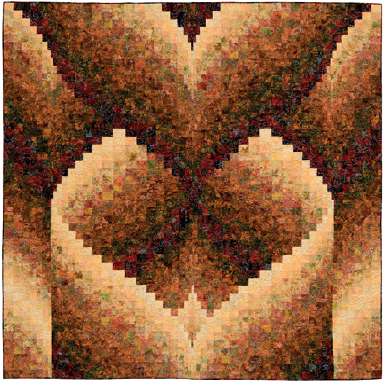 How To Bargello Quilt With A Twist Fabric Giveaway Stitch New Twisted Bargello Quilt Pattern Free
