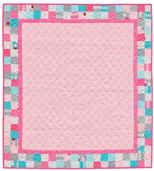 From Simple Quilts from Me and My Sister Designs