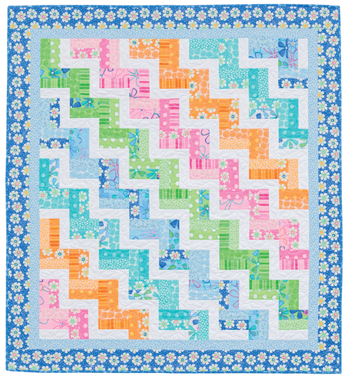 Easy as 9 quilt