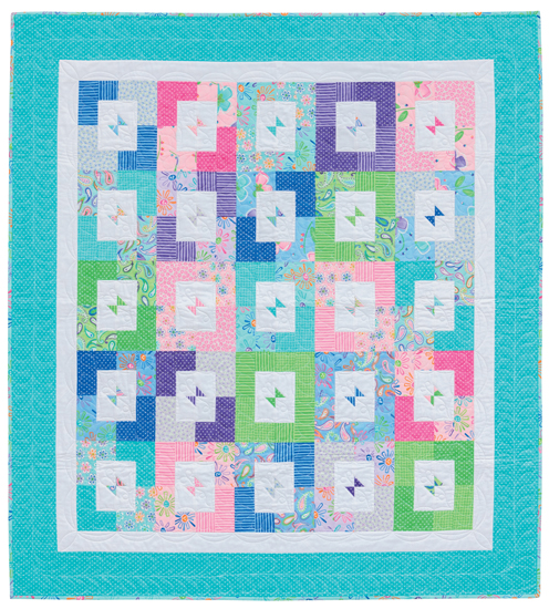 Easy as 12 quilt