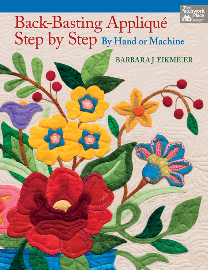 Back-Basting Applique Step by Step