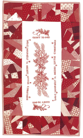 Martingale Make Room For Christmas Quilts Ebook