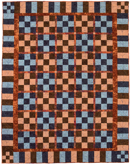 Nearly Neutral quilt