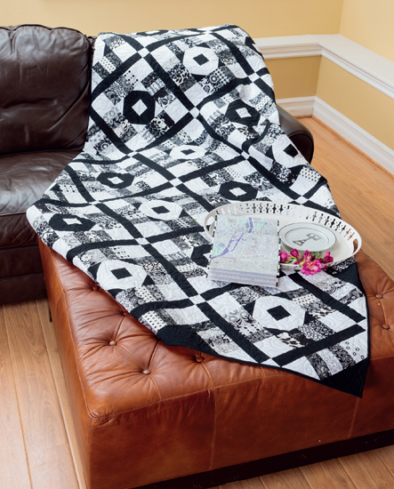Day and Night quilt